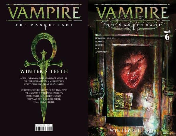 Vampire The Masquerade: Winter's Teeth #6