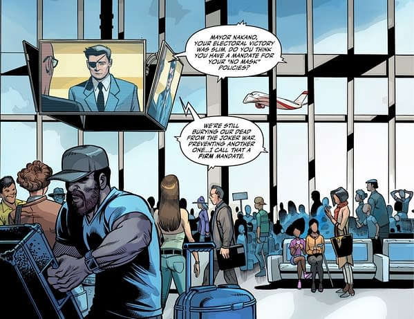 Next Batman Future State (Spoilers)