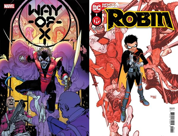 Easter Sunday Spoilers - Way Of X & Robin Are All About Resurrection