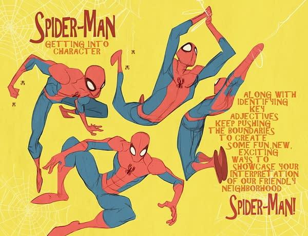 Separated At Birth: Sean Galloway and Spider-man