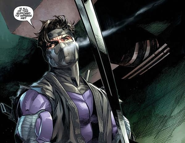 Brett Booth's Problems With Bloodshot Royalties?