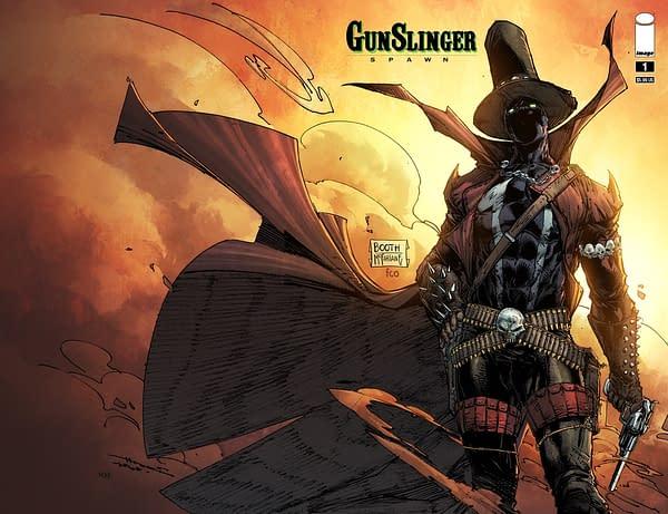 Gunslinger Spawn #1 Beats Spider-Gwen #1 With 365,000 Orders