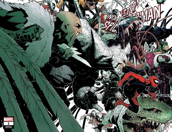 Marvel Cancels Non-Stop Spider-Man, Replaces With Savage Spider-Man