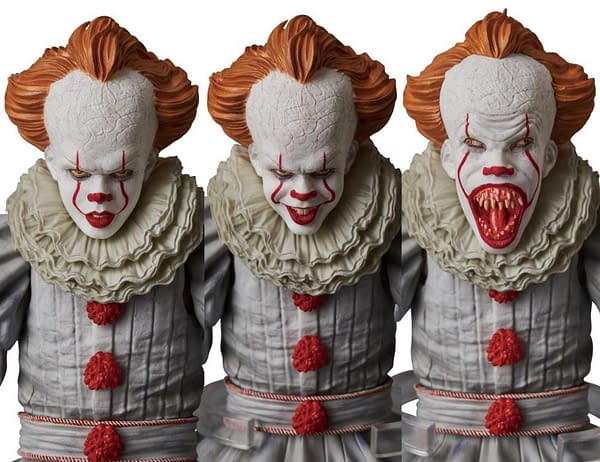 Pennywise MAFEX Figure 9