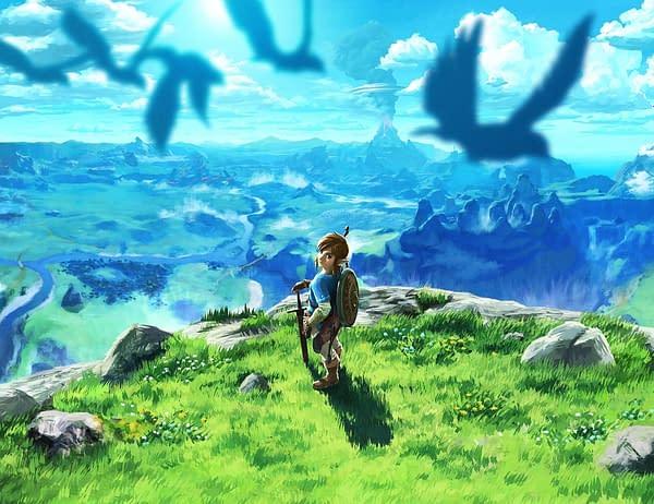 """""""The Legend Of Zelda: Breath Of The Wild"""" Best Selling Zelda Game In U.S."""