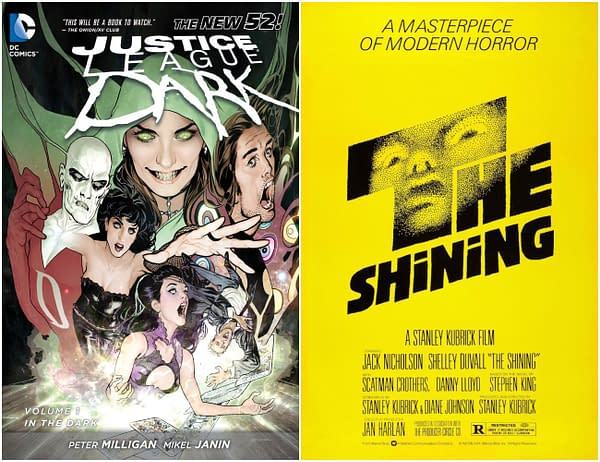 Bad Robot is bringing Justice League Dark and The Shining series Overlook to HBO Max.