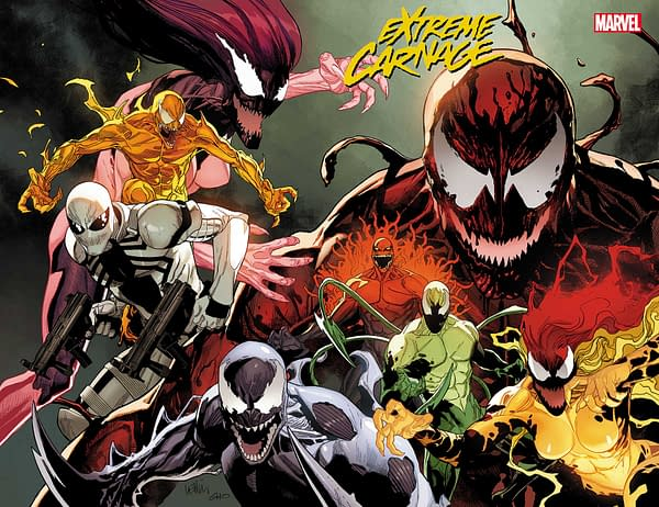 Flash Thompson – And Manual Garcia – Join Extreme Carnage