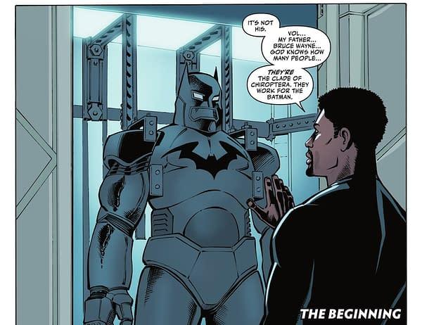 I Am Batman #0 Sketches