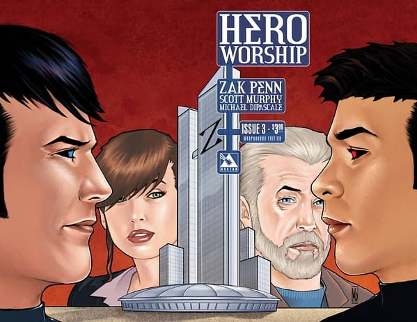 Avatar Plug of the Week – HERO WORSHIP #3