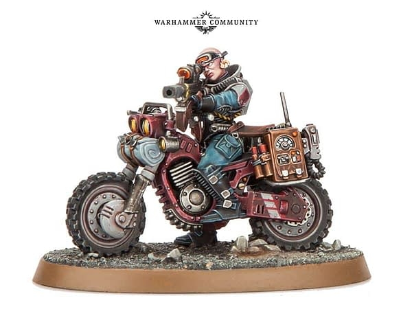 Games Workshop Teases Cultists, Sisters of Battle in 2019 Releases