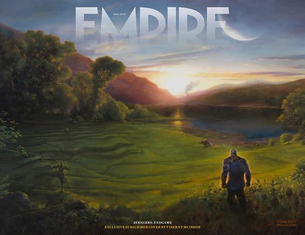 Avengers: Endgame Gets Three New Empire Magazine Covers
