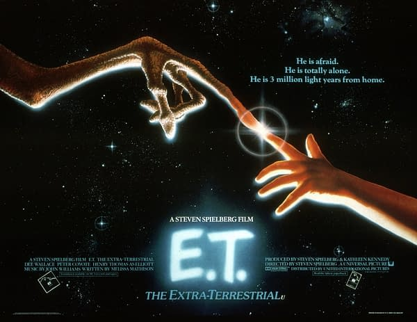 E.T. Sequel 'A Holiday Reunion' Just Debuted as a Commercial For Xfinity