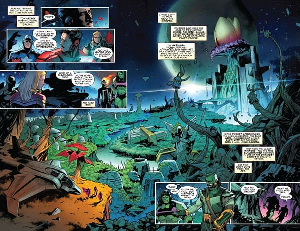 Empyre #1, With Good, Evil And Everyone On The Wrong Side [Spoilers]