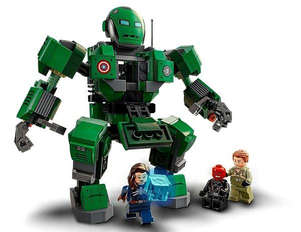 LEGO Reveals New Marvel Studios What If…? Captain Carter Set