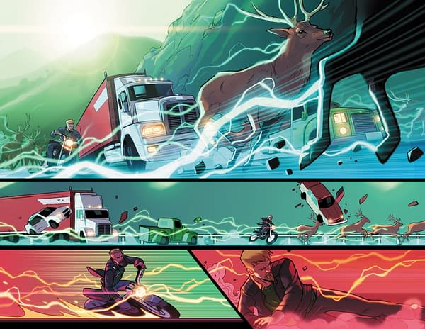 Green Arrow #26 Review: The Emerald Archer And The Fastest Man Alive