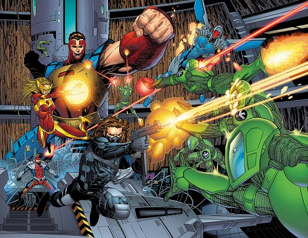 Why Marvel Should Bring Back The Thunderbolts