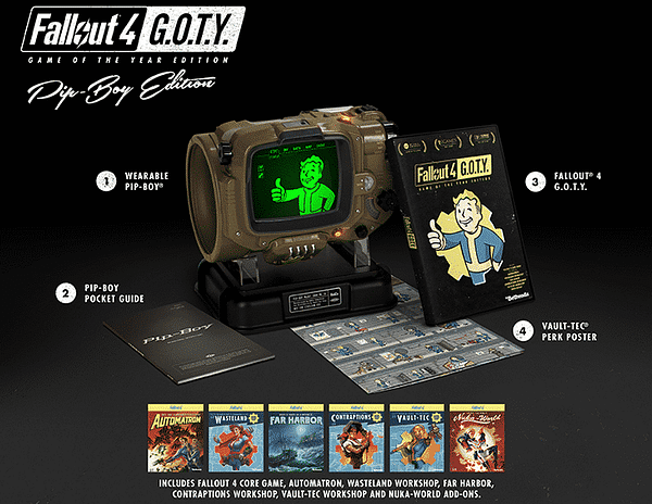 """A """"Game Of The Year"""" Edition Is Coming For 'Fallout 4'"""