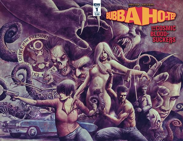 Exclusive Look Inside Bubba Ho-Tep and the Cosmic Blood-Suckers #1