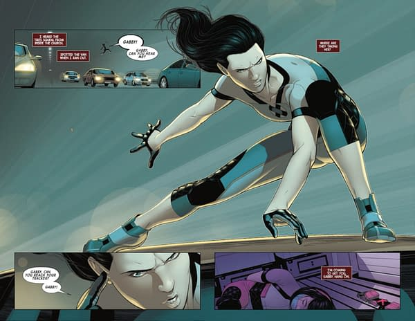 Why Did Laura Kinney Give Up the Wolverine Codename and Return to Using X-23?