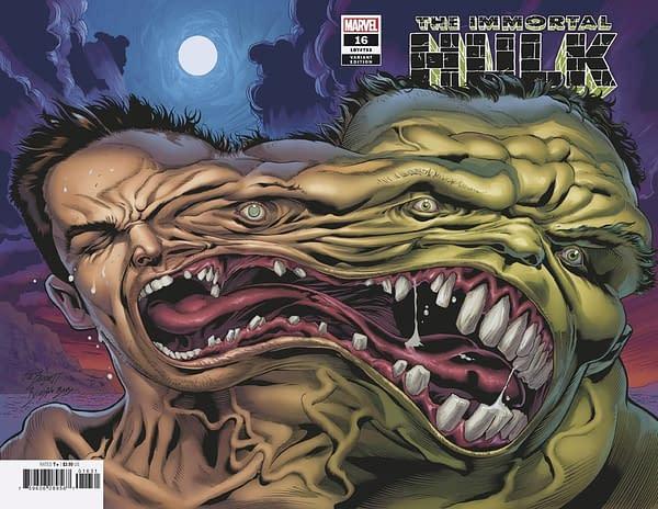 Immortal Hulk Now Outselling Batman