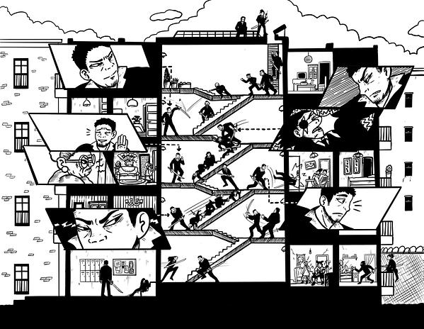 Eric M Esquivel and Eddie Berganza Launch New Comics Publisher. Yup.