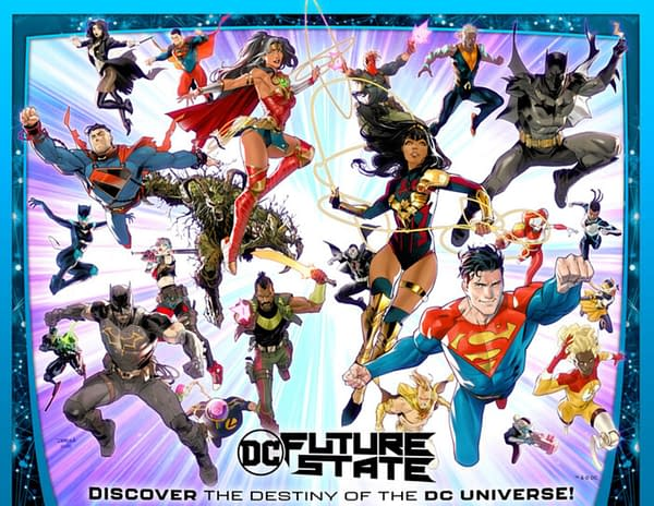 89 Rumours About DC Comics Future State for 2021