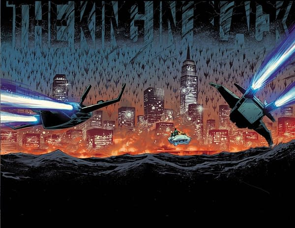 The Bleeding Cool Review: The King In Black #1 by Cates and Stegman