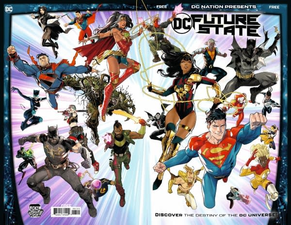 DC Issues One-Per-Store Edition Of Catalogue