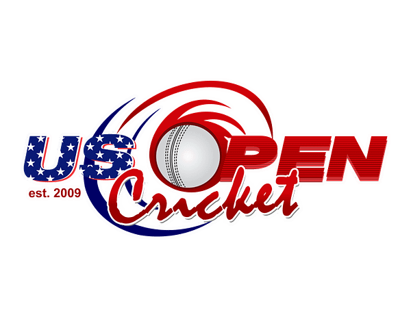 The logo for U.S. Open Cricket, an organization we assure you exists, which is teaming with Valiant Entertainment to honor first responders with advertisements for Valiant's D-list superheroes.