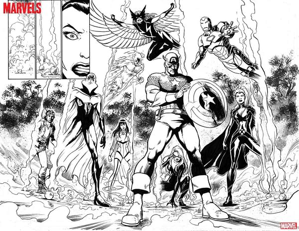 The Marvels, Off The Marvel Missing-In-Action List