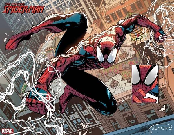 Interior art from Amazing Spider-Man #75