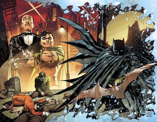 Detective Comics #1027 Will Show Batman's Future.