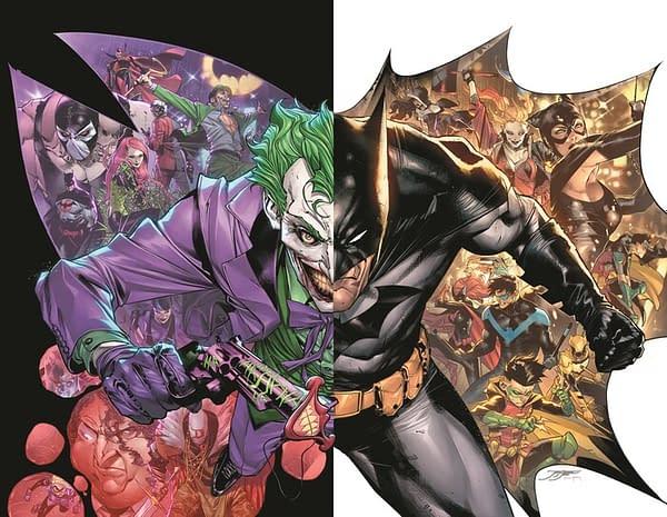 Batman #100 cover. Credit: DC Comics.