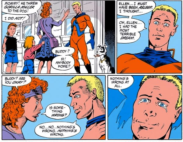 How The Robin King Takes Down Animal Man In Death Metal (Spoilers)