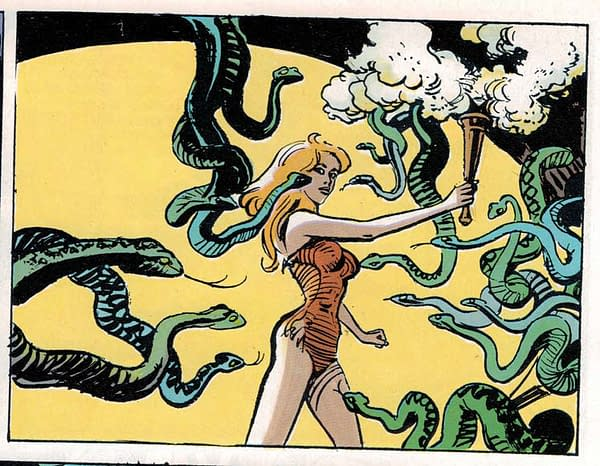 Mike Carey To Write New Barbarella Comic For Dynamite, Working With Jean Marc Lofficier