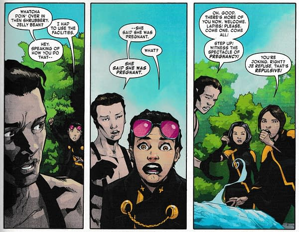 Welcome to the Handmutant's Tale – Age Of X-Man X-Tremists (Spoilers)
