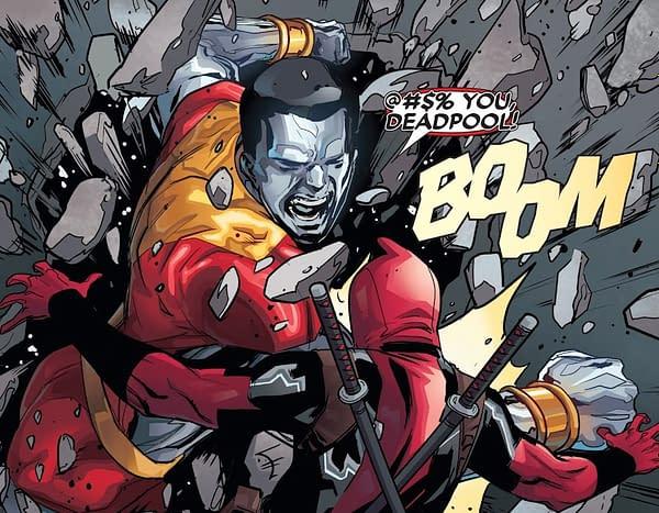 X-Men: Bland Design – Deadpool's Killing Spree Continues in Despicable Deadpool #295