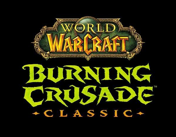 Return to 2007, kinda, with World Of Warcraft: Burning Crusade Classic, courtesy of Blizzard Entertainment.