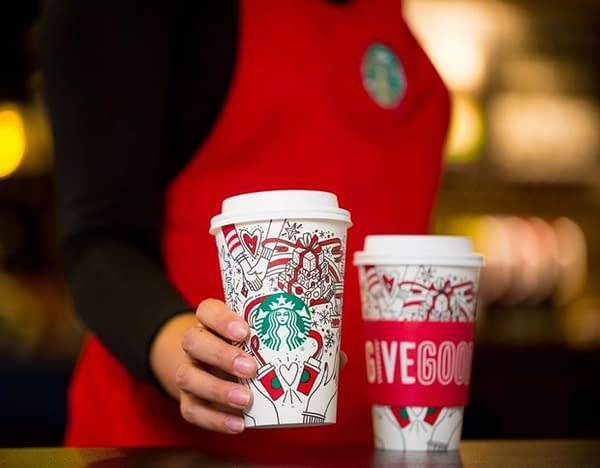 Nerd Food: The Starbucks Holiday Drinks Are Officially Here