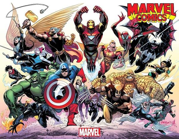 The Sneakiest of Peeks Ahead at Marvel Comics #1001
