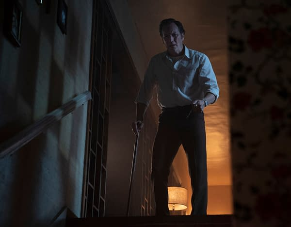 Patrick Wilson Talks Atmospheric Changes for The Conjuring 3