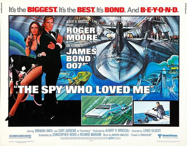 007 Bond Binge: The Spy Who Loved Me Gives Roger Moore His Propers