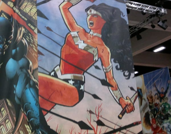 The New Wonder Woman Is Not A Superhero Comic, It's A Horror Comic