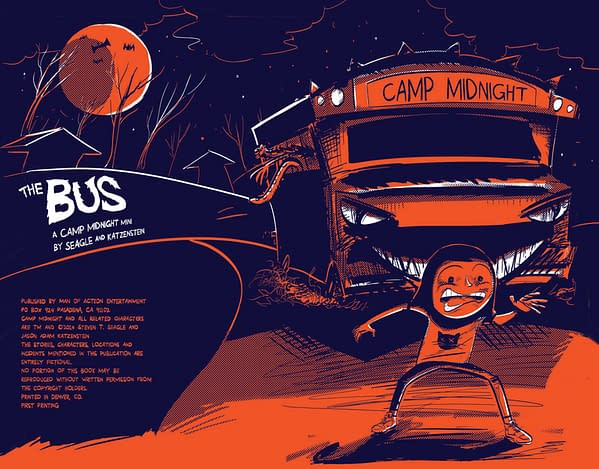 Camp Midnight cover