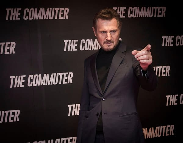 Liam Neeson Photo by G Holland / Shutterstock.com