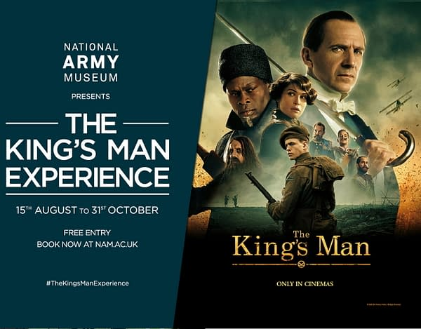 No Film Yet But London's National Army Museum Launches The King's Man Exhibition