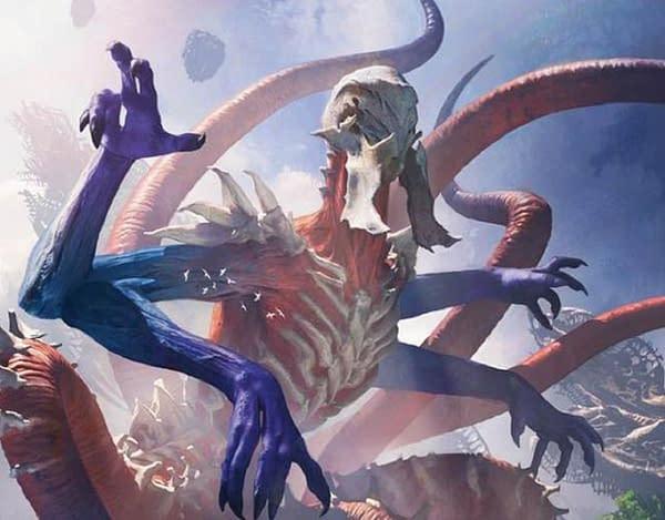 Magic: The Gathering Ulamog, The Ceaseless Hunger Commander Tech