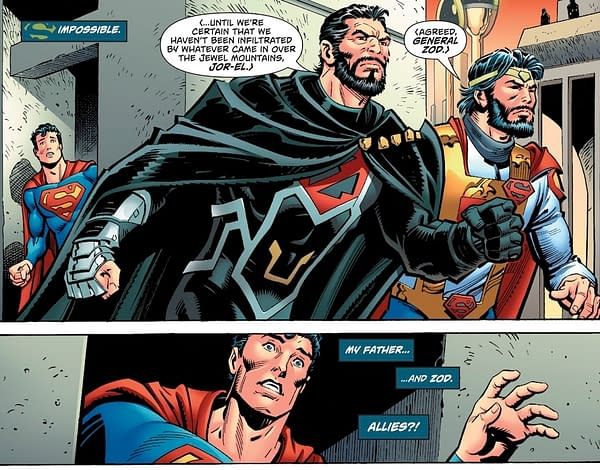 Dan Jurgens Says Goodbye to Superman with 'From The City Who Has Everything' in Action Comics #1000