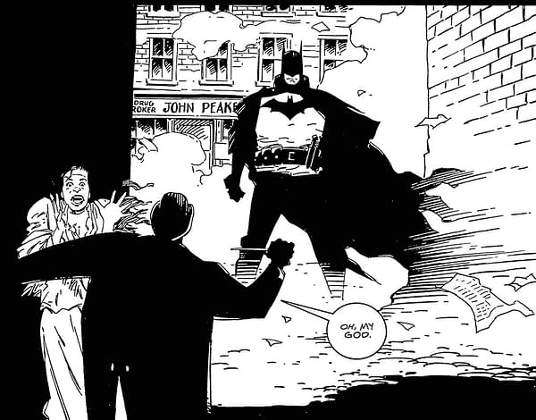 Mike Mignola's Gotham By Gaslight Gets a Batman Noir Edition