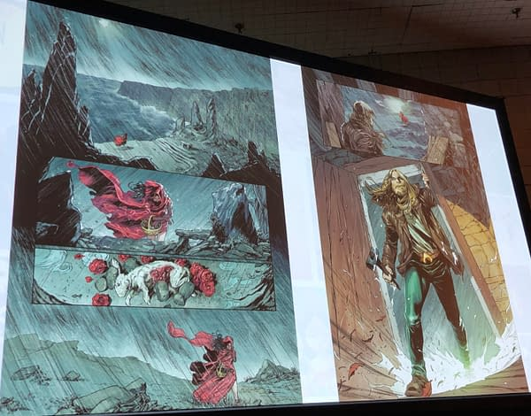 Our First Look Inside Kelly Sue DeConnick and Robson Rocha's Aquaman #43